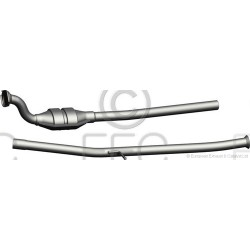 CATALYSEUR PEUGEOT 309 1.4i
