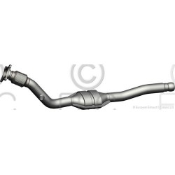 CATALYSEUR VOLVO S70 2.5i 10v