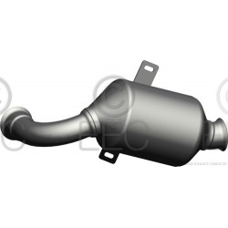 CATALYSEUR CITROEN C2 1.4 HDi 8v
