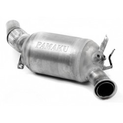 CATALYSEUR + DPF/FAP COMBINE BMW COUPE 320d 2.0 E92